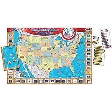 Teacher Created Resources® Bulletin Board Display Set, US Map