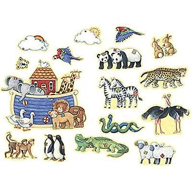 Teacher Created Resources® Bulletin Board Set, Susan Winget Noah's Ark