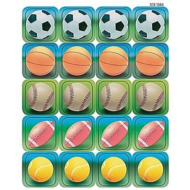 Teacher Created Resources® Stickers, Sports 2