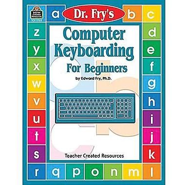 Teacher Created Resources® Computer Keyboarding Book, Grades Kindergarten - 8th