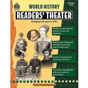 Teacher Created Resources® World History Readers' Theater Book, Grades 5th - 8th