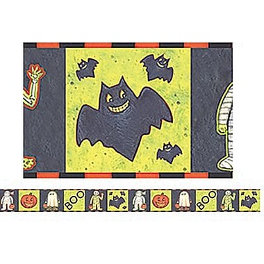 Teacher Created Resources® pre-school - 12th Grades Straight Bulletin Board Border Trim, Halloween