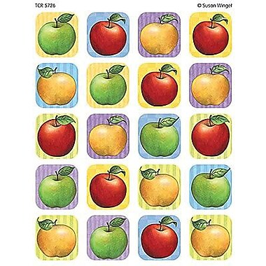 Teacher Created Resources® Stickers, Susan Winget Apple