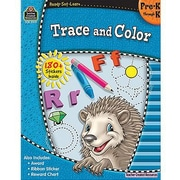 "Teacher Created Resources® ""Ready - Set - Learn"" Trace and Color Book (TCR5917)"