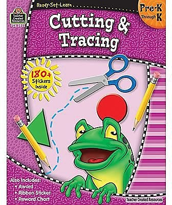 Ready•Set•Learn: Cutting & Tracing