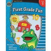 Teacher Created Resources® Ready - Set - Learn, First Grades Fun Book