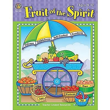 Teacher Created Resources® Fruit of The Spirit Book