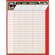 Teacher Created Resources® Incentive Chart, We Love Books