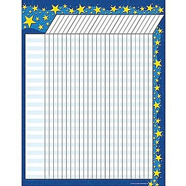 Teacher Created Resources® Incentive Chart, Starry Night