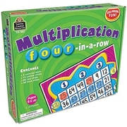 Teacher Created Resources® Four-In-A-Row Game, Grades 1st - 12th