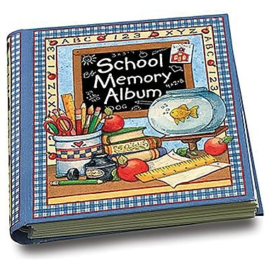 Teacher Created Resources School Memory Album, Grade Kindergarten - 6 (TCR8769)