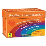 Teacher Created Resources® Fiction Reading Comprehension Card, Grades 2nd