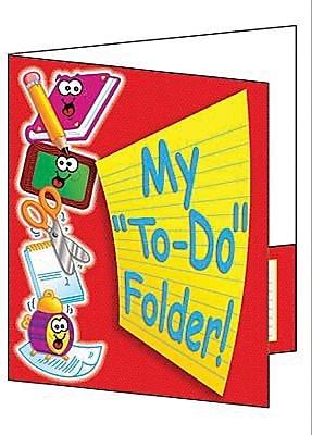 Teacher's Friend® My To Do Pocket Folder