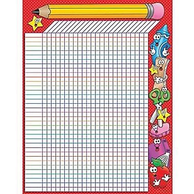 Teacher's Friend® Incentive Chart, School Time