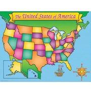 Teacher's Friend® USA Map Chart