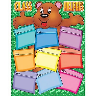 Teacher's Friend® Bear Helper Chart
