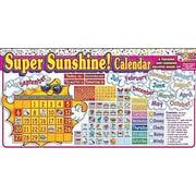 Teacher's Friend® Bulletin Board Set, Super Sunshine Calendar