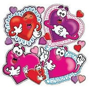Teacher's Friend® Accent Punch-Outs, Valentines and Hearts