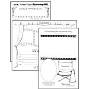 Milliken & Lorenz Educational Press® Poster Paper, Starring Me