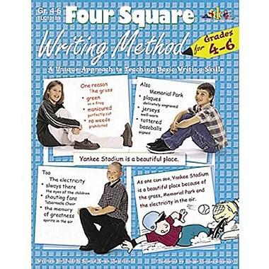 Milliken & Lorenz Educational Press Four Square Writing Method eBook, Grades 4th- 6th, 9781429117425