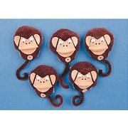 5-Character Mitt Set, 5 Little Monkeys