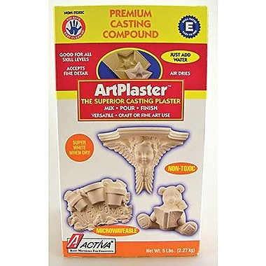 Activa® Modeling Compounds Art Plaster