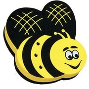 Ashley® Magnetic Whiteboard Eraser, Bee