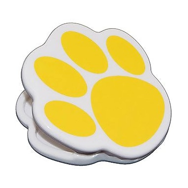 Ashley® Magnet Clip, Gold Paw