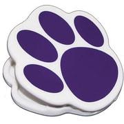 Ashley® Magnet Clip, Purple Paw