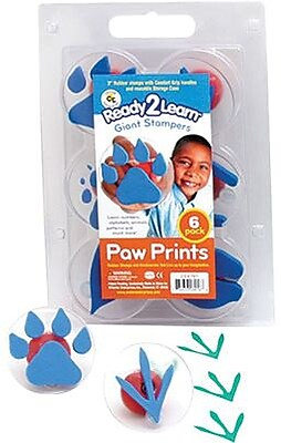 Ready2Learn™ Giant Stampers, Paw Print