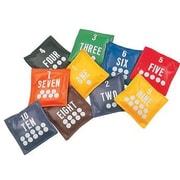 """Champion Sports® 5"""" Bean Bag, 10/Set"""
