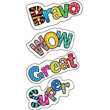Creative Teaching Press™ Stickers, Positive Words
