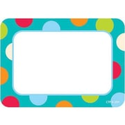Creative Teaching Press, Grades Name Tag, Dots On Turquoise, 180/Pack (CTP4516)
