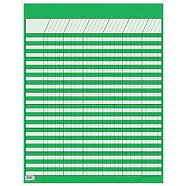 Creative Teaching Press™ Large Vertical Incentive Chart, Green