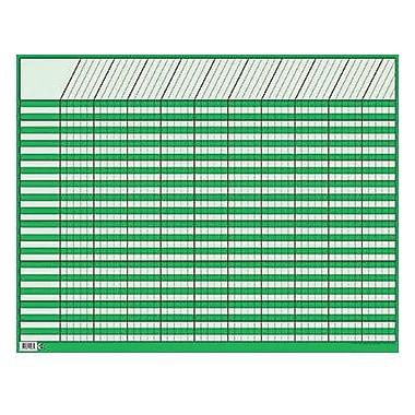Creative Teaching Press™ Large Horizontal Incentive Chart, Green