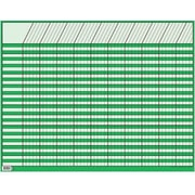 Creative Teaching Press™ Large Horizontal Incentive Chart, Green