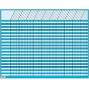 Creative Teaching Press™ Large Horizontal Incentive Chart, Blue (CTP5087)