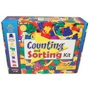 Learning Advantage Counting and Sorting Kit Manipulatives Set