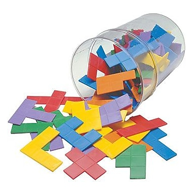 Geometry, Learning Advantage™ Pentominoes Set of 6