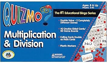 Quizmo® Multiplication & Division