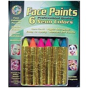 Crafty Dab Face Paint, 8/Pack (CV-80030)