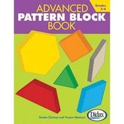 Advanced Pattern Block Book, Grades 3-6