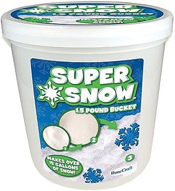 Dunecraft Science Bucket, Super Snow