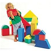 Edushape® Giant Blocks, 16 Pieces/Set