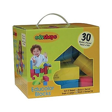 Edushape® Educolour Blocks