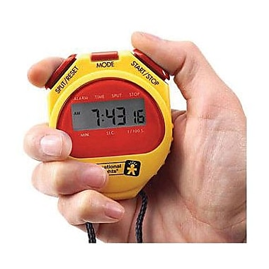 Educational Insights® SchoolTime Stopwatch