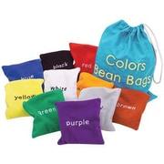"Educational Insights® Colors Bean Bag, 4"" x 4 1/4"""