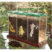 Educational Insights - Contenant à compost transparent Now You See It, Now You Don't