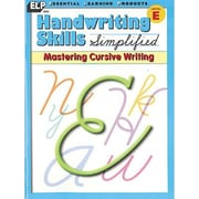 Essential Learning – Livre Handwriting Skills Simplified – Mastering Cursive Writing (ELP0229)