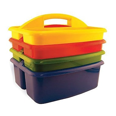 Early Childhood Resources ELR-0454 Large Art Storage Caddy, Assorted